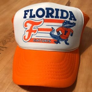 Vintage University of Florida Gators trucker hat